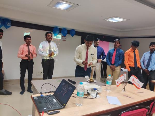 Ahmednagar Kris Division QTR 3 Residential Meeting