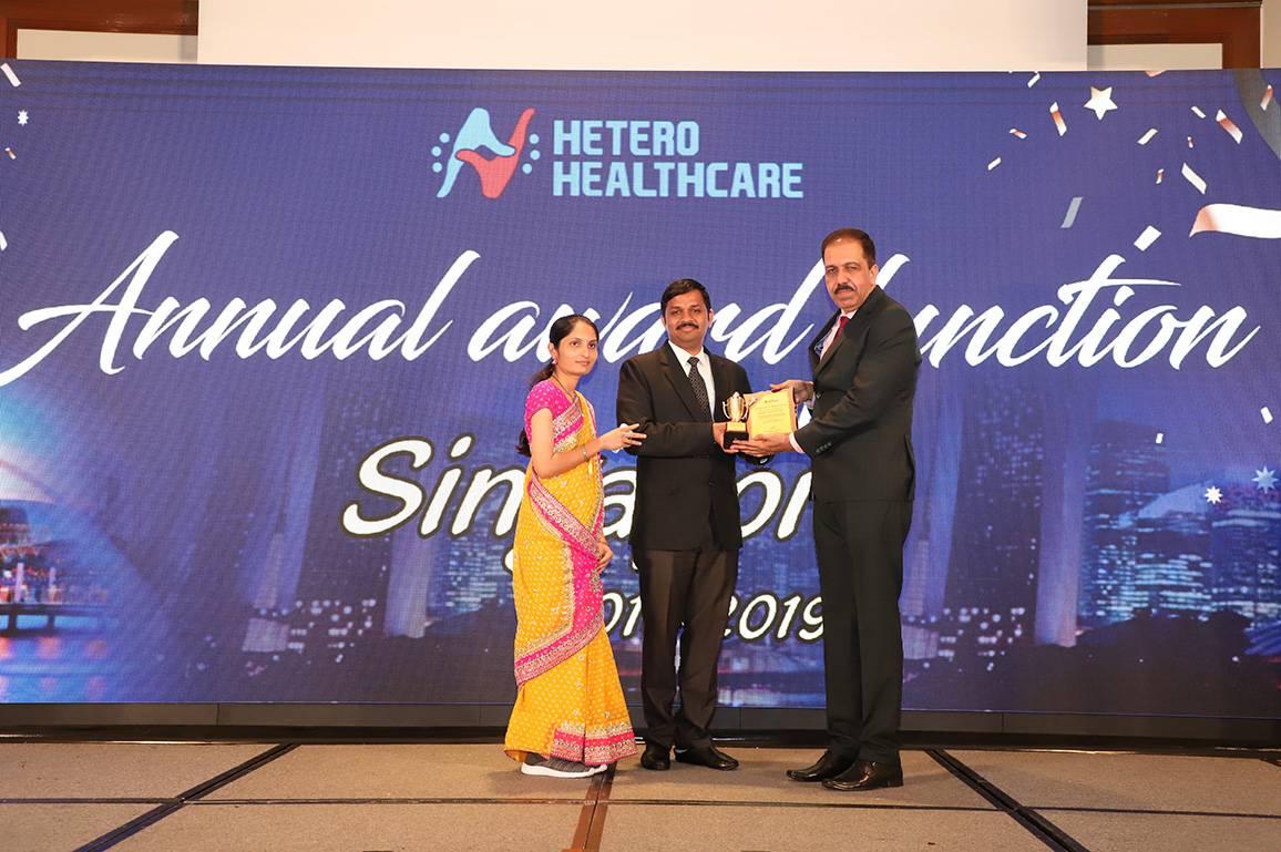 Annual International Reward Ceremony - Singapore