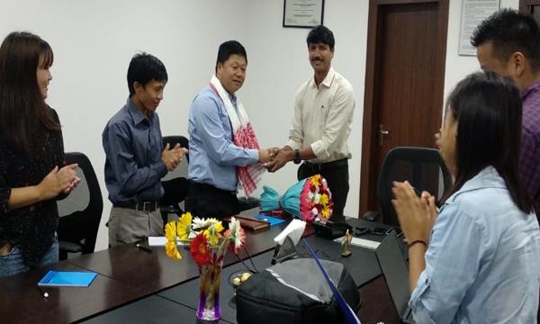 Visit Of Bhutan Customs and Revenue Department