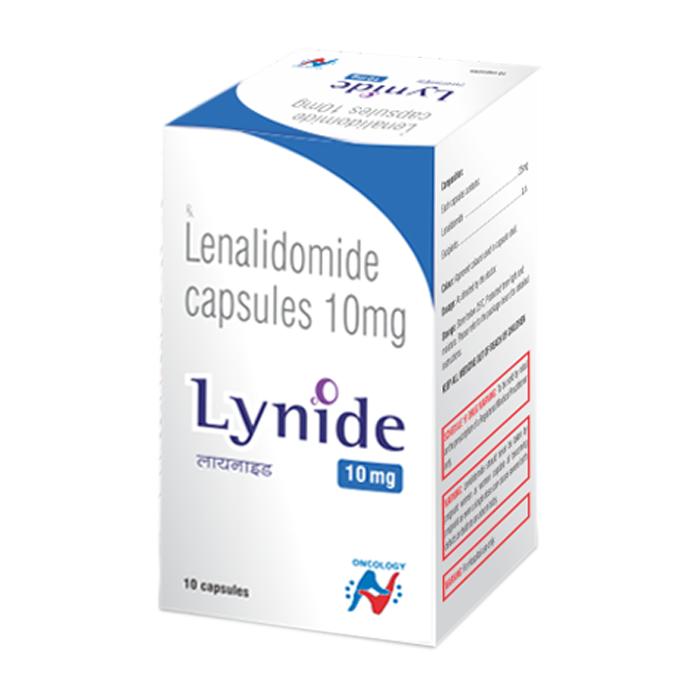 LYNIDE 10MG CAPSULES