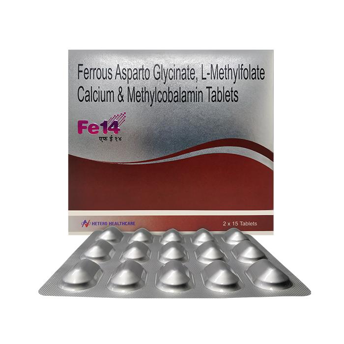 Fe 14 Tablet