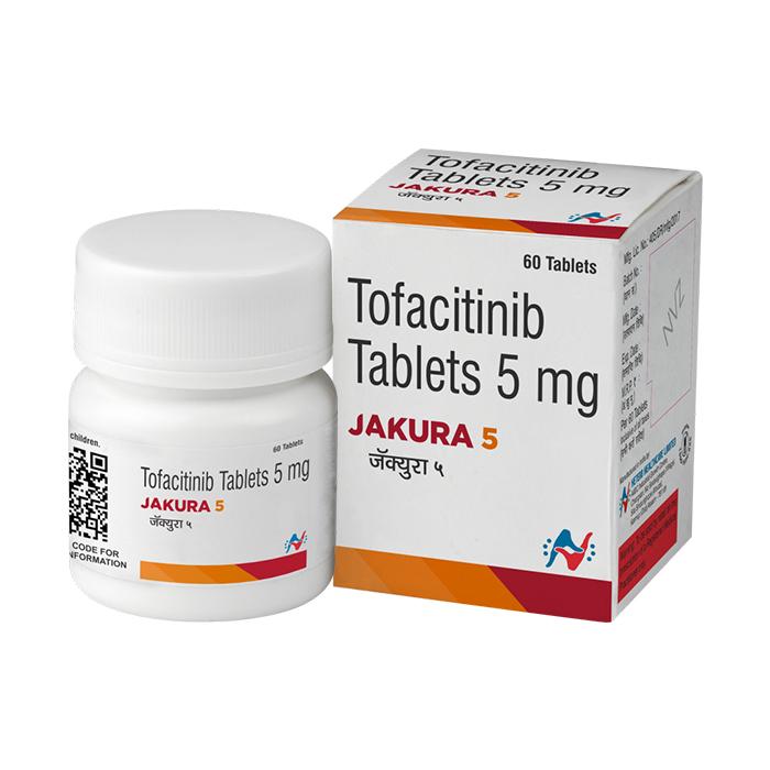TOFACITINIB TABLETS 5 MG