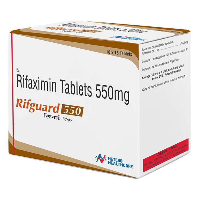 Rifguard 550Mg TABLET