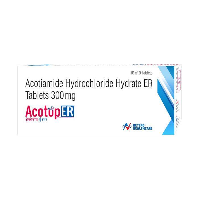 Acotop ER Tablets