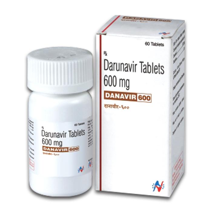 Danavir 600Mg Tablet