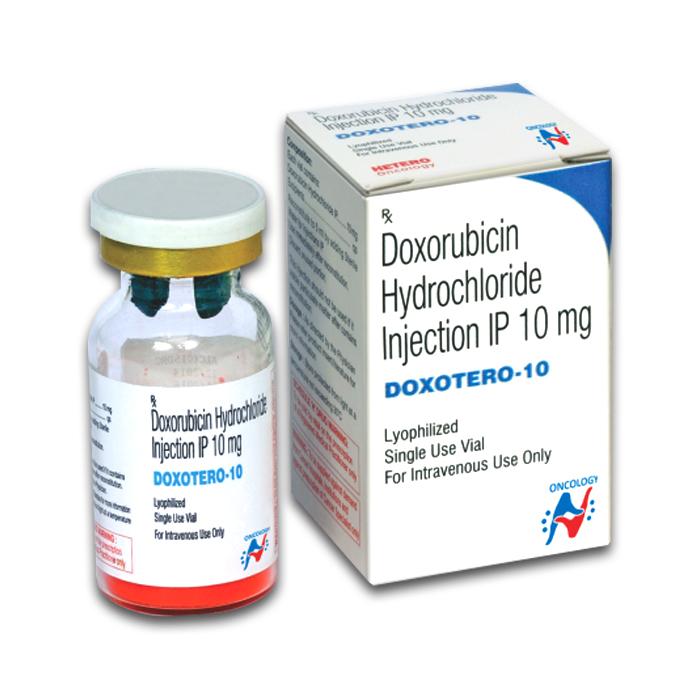 Doxotero 10Mg Injection