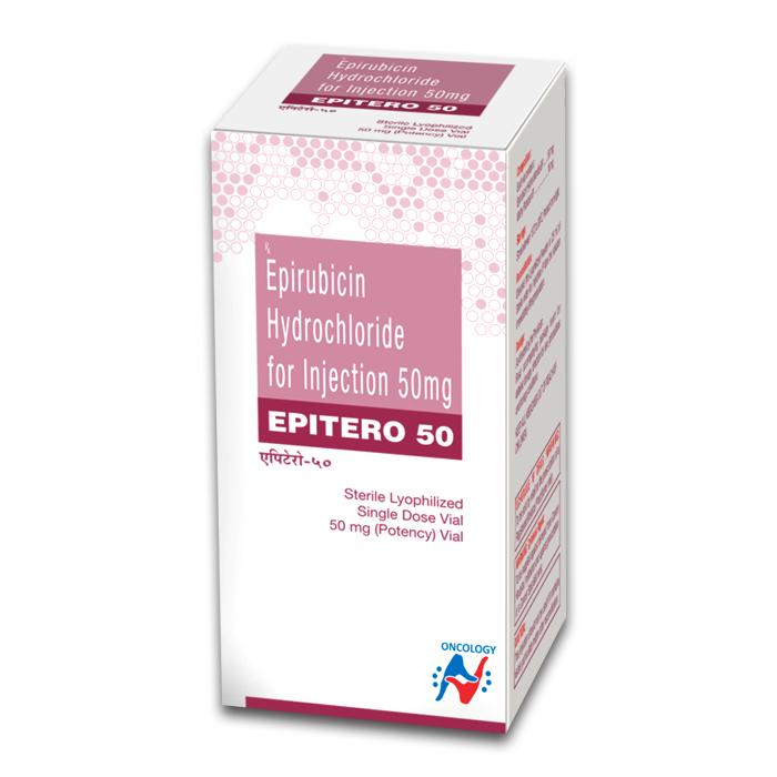 EPITERO 50MG INJECTION