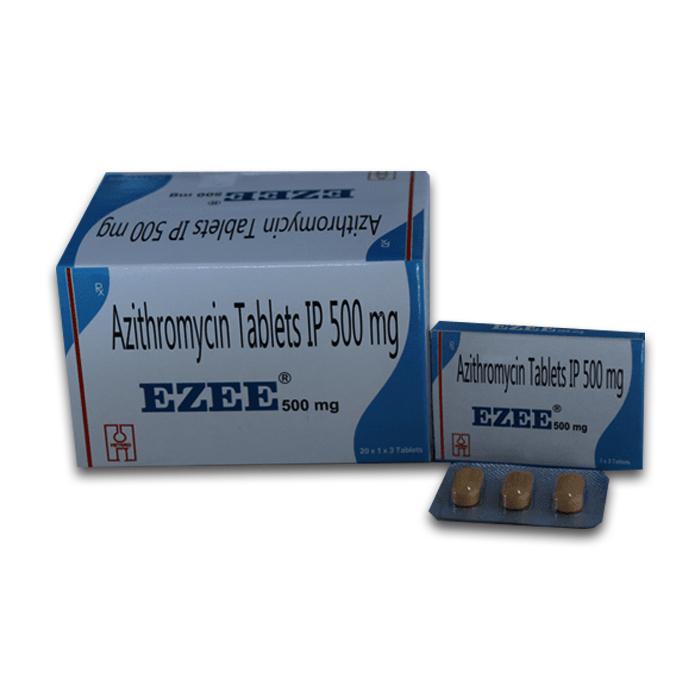 Ezee 500Mg Tablet