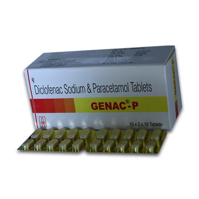 Genac P Gold Pvc Tablet