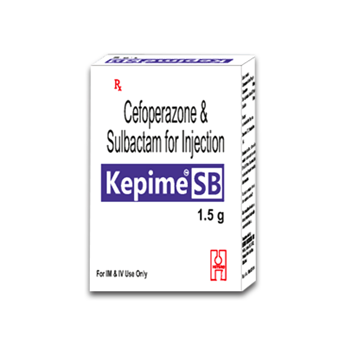 Kepime Sb 1.5Gm Injection