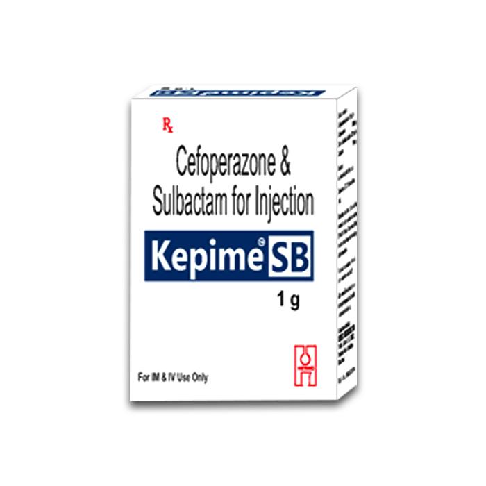 KEPIME SB 1GM INJECTION