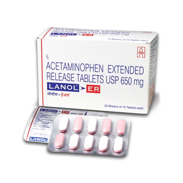 Lanol ER Tablet