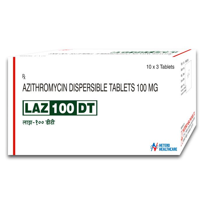 LAZ 100 DT TABLET