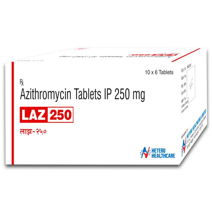 Laz 250Mg Tablet