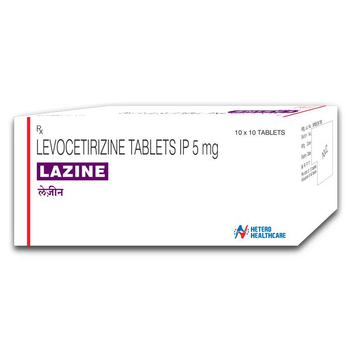 Lazine Tablet