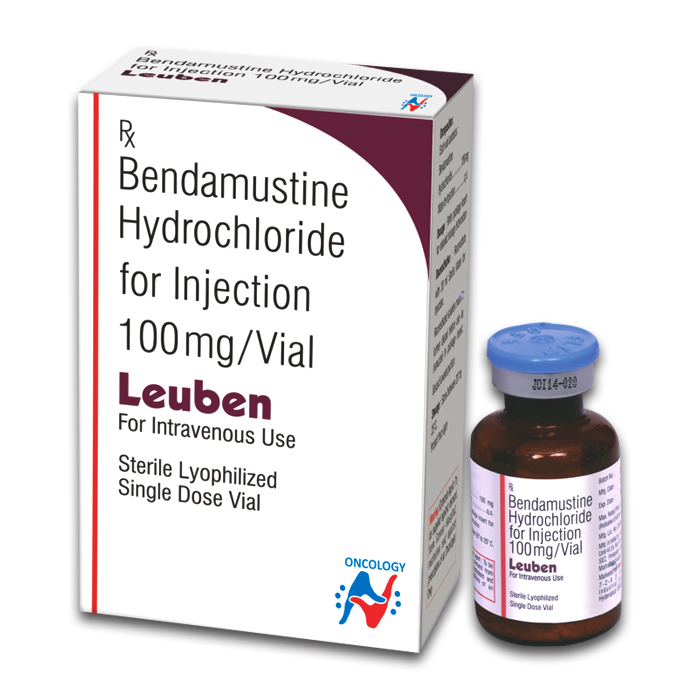 LEUBEN 100MG INJECTION