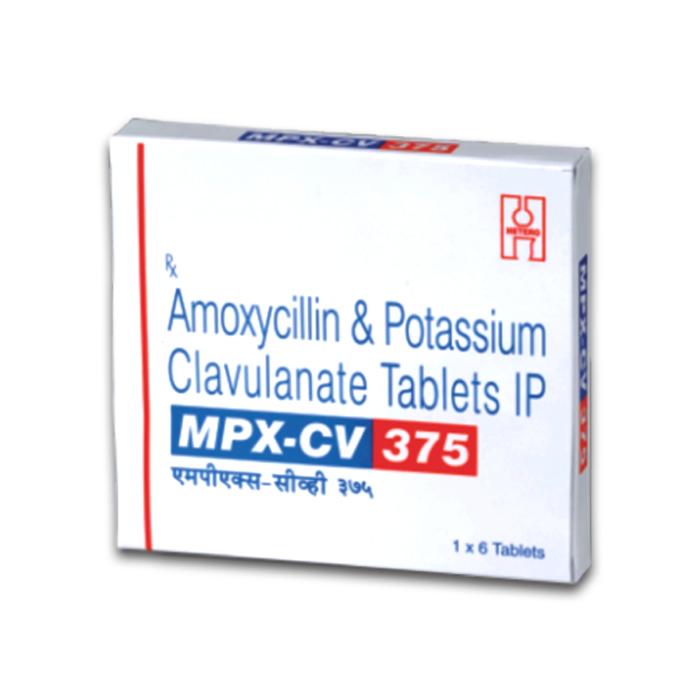 Mpx Cv 375 Tablet