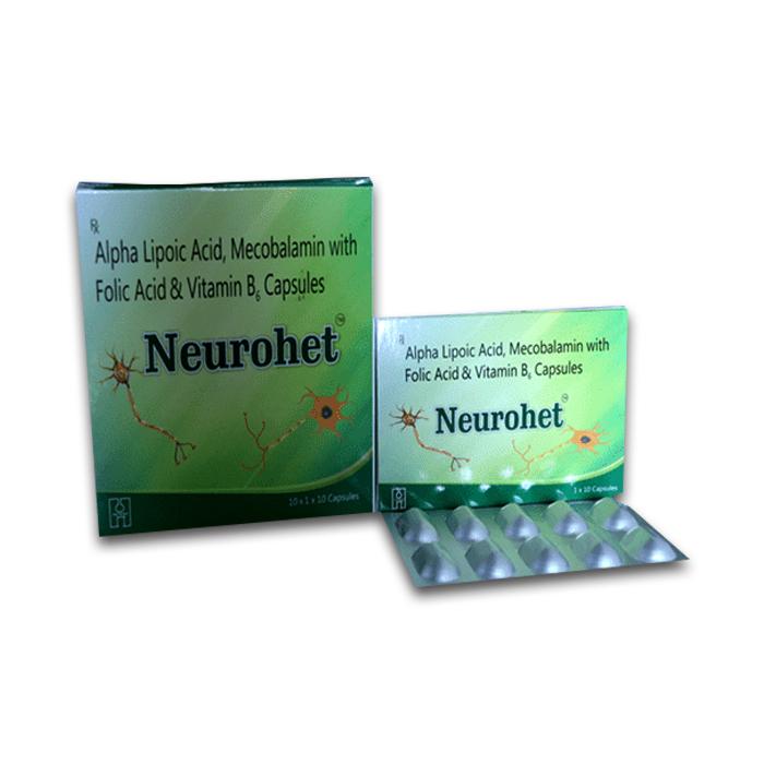 Neurohet Capsules