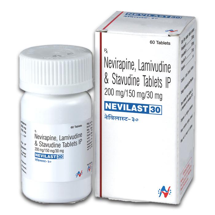 Nevilast 30 Tablet