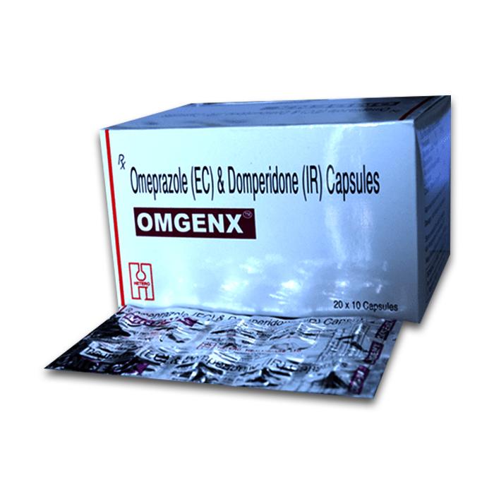 Omgenx D Capsules