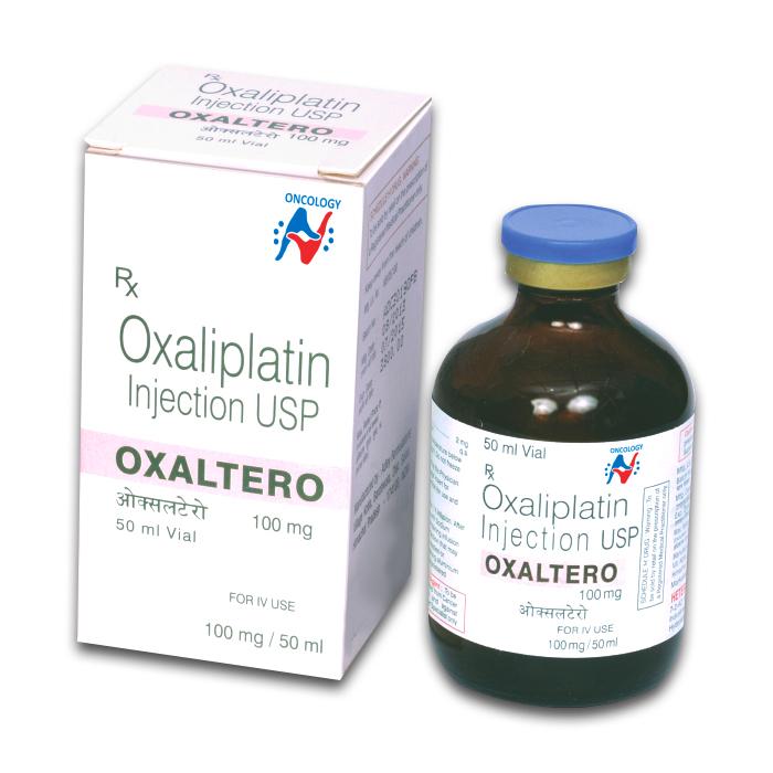 OXALTERO 100MG INJECTION