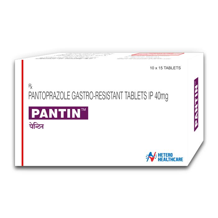 PANTIN 40 TABLET