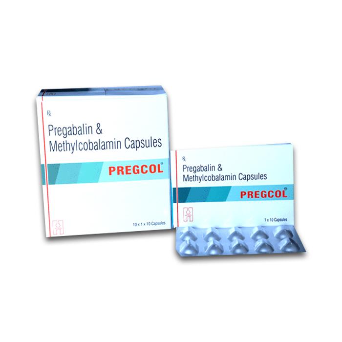 PREGCOL CAPSULES