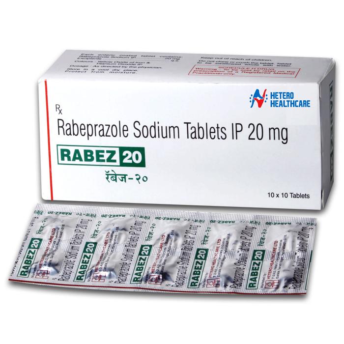 Rabez 20Mg Tablet